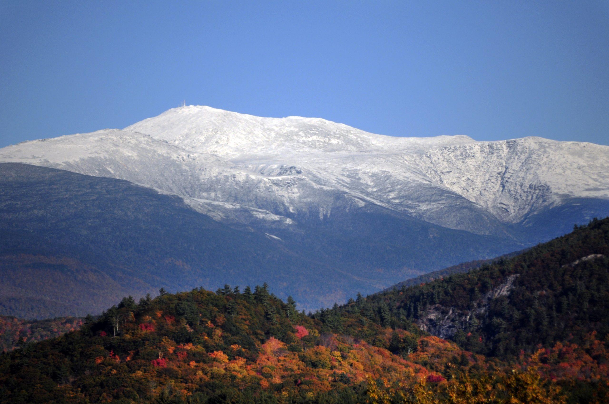 Vacation White Mountains
